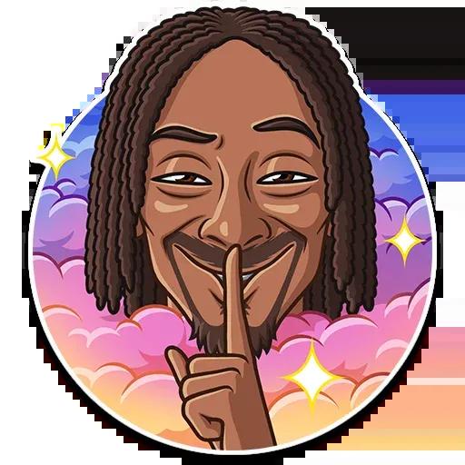Snoop Dogg - Sticker 14