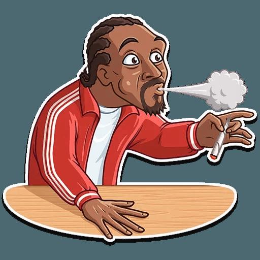Snoop Dogg - Sticker 10