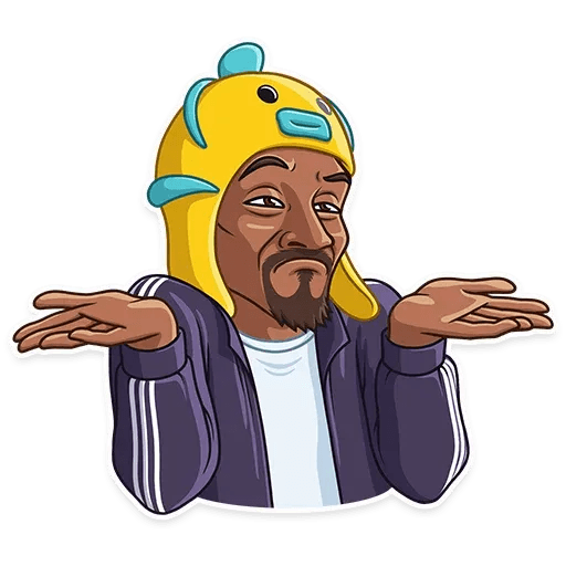 Snoop Dogg - Sticker 5
