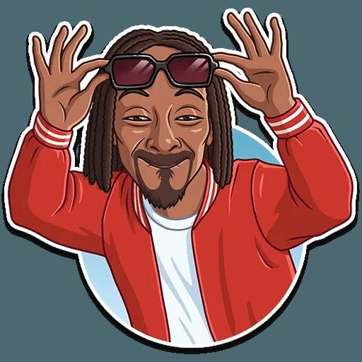 Snoop Dogg - Sticker 2
