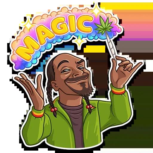 Snoop Dogg - Sticker 18