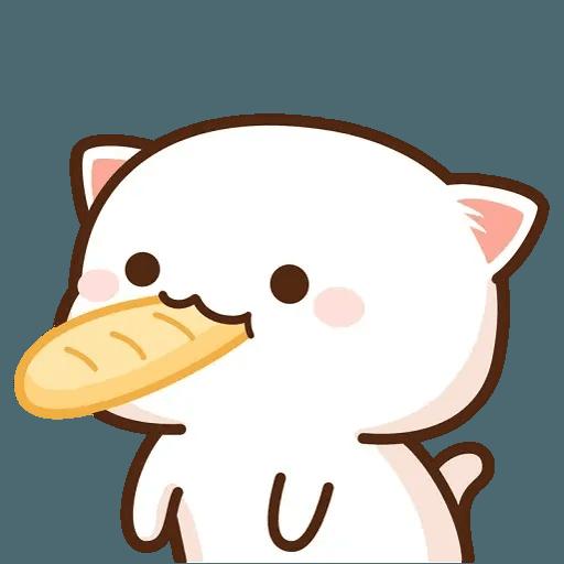 Mochi cat - Sticker 13