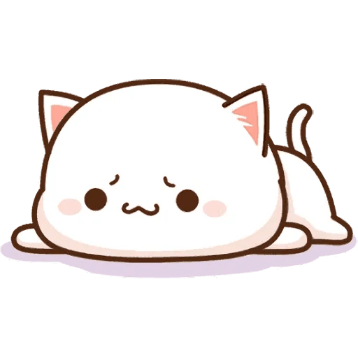 Mochi cat - Sticker 5