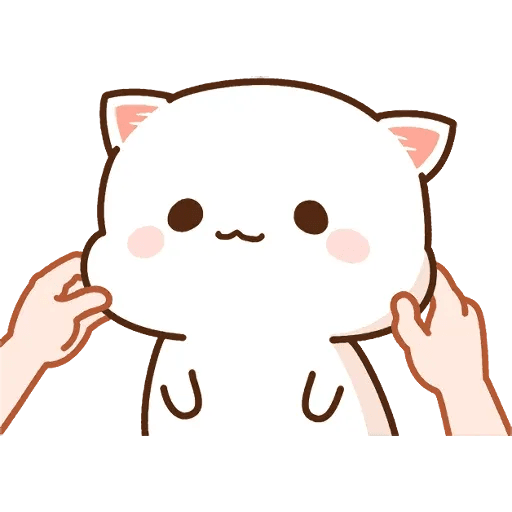 Mochi cat - Sticker 4