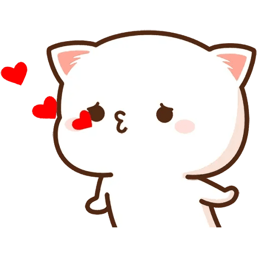 Mochi cat - Sticker 3