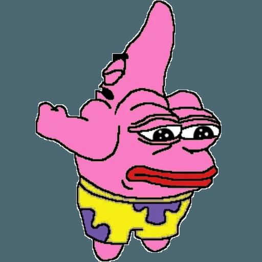Pink Pepe 4 - Sticker 14