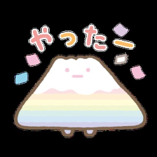 Sumikkogurashi Tapioca Park - Sticker 16