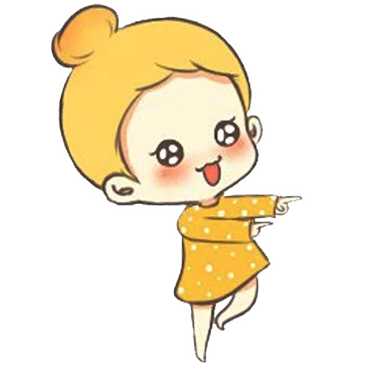 Girl - Sticker 19
