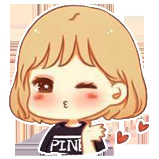 Girl - Sticker 24