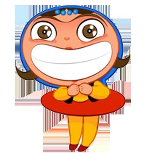 Girl - Sticker 3