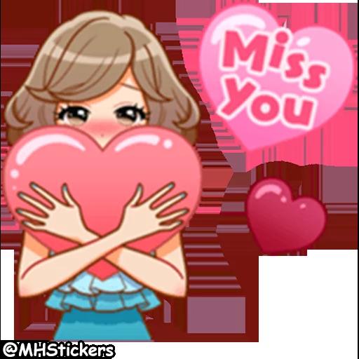 Girl - Sticker 29