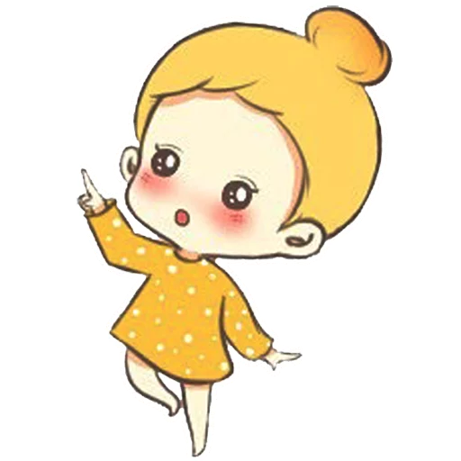 Girl - Sticker 18