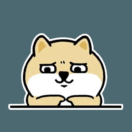 小肥柴3 - Sticker 4