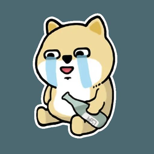 小肥柴3 - Sticker 24
