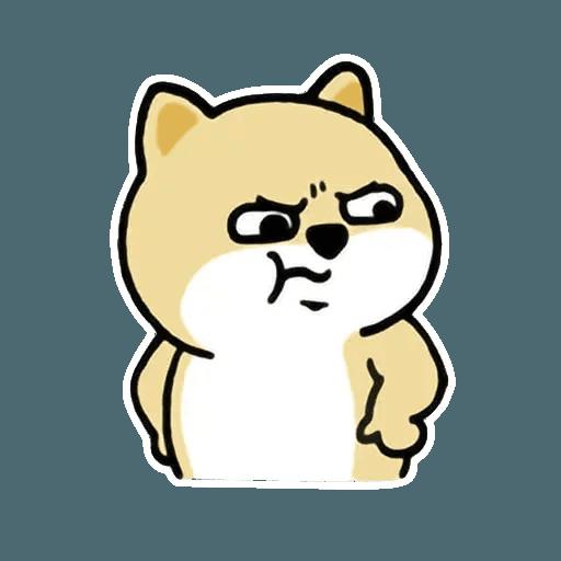 小肥柴3 - Sticker 25