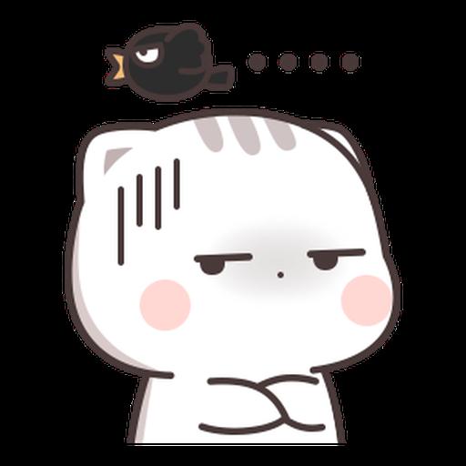 貓小醬5 - Sticker 2