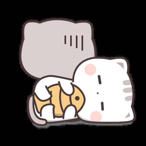 貓小醬5 - Sticker 11