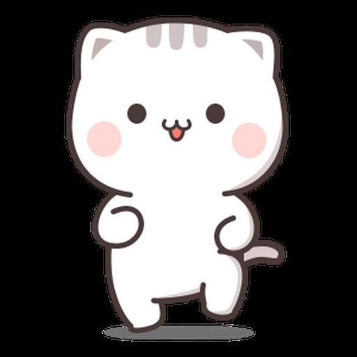 貓小醬5 - Sticker 24