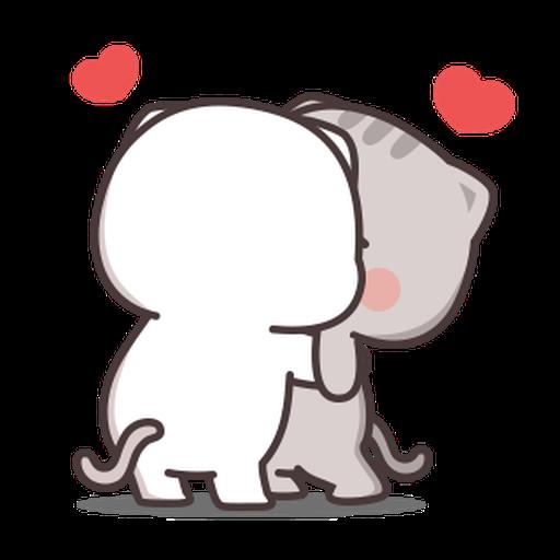 貓小醬5 - Sticker 5