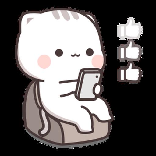貓小醬5 - Sticker 16