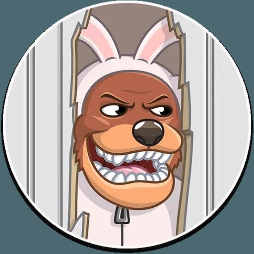 Easter Bear - Sticker 20