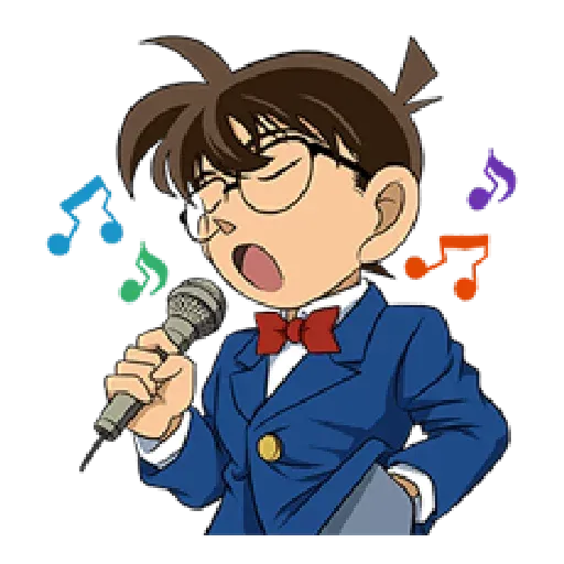 Conan - Sticker 24