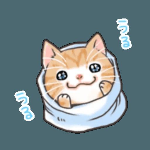 貓仔 - Sticker 8