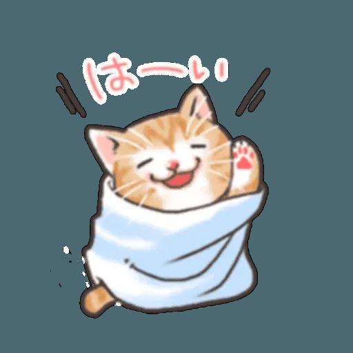 貓仔 - Sticker 3