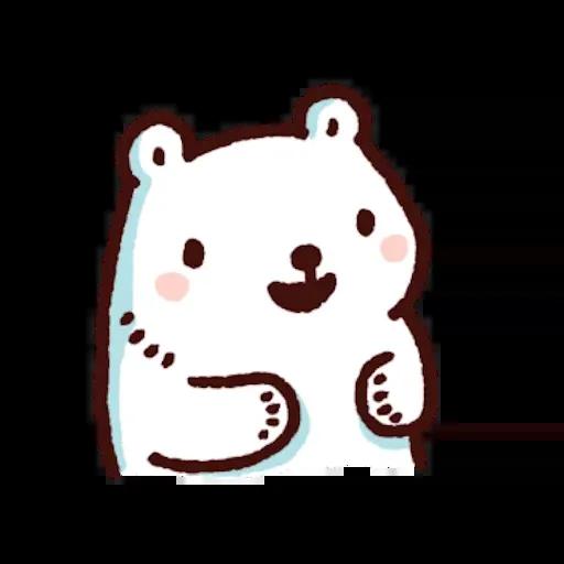 白白日記 - Sticker 5