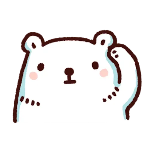 白白日記 - Sticker 8