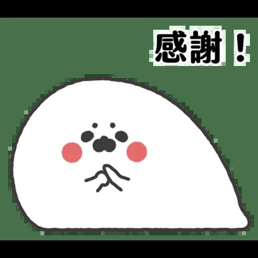 小海豹 - Sticker 6
