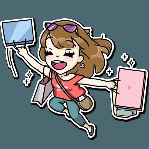 Momoko 2 - Sticker 10