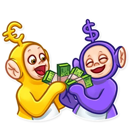 Teletubbies - Sticker 8