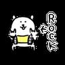 對自己吐槽的白熊 夏日篇 - Tray Sticker