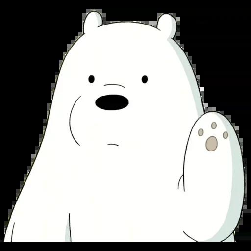 Ice Bear - Sticker 14