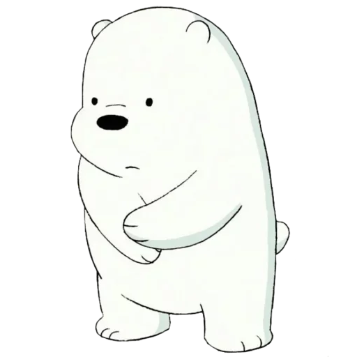 Ice Bear - Sticker 13