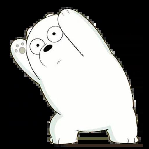 Ice Bear - Sticker 18