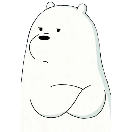 Ice Bear - Sticker 10