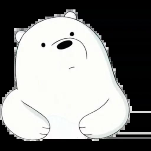 Ice Bear - Sticker 5