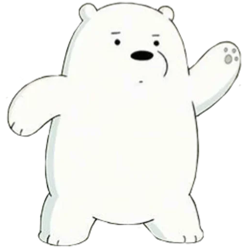 Ice Bear - Sticker 25