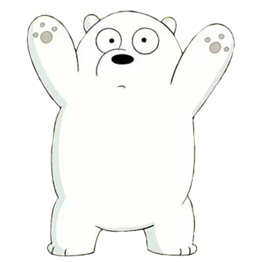 Ice Bear - Sticker 19
