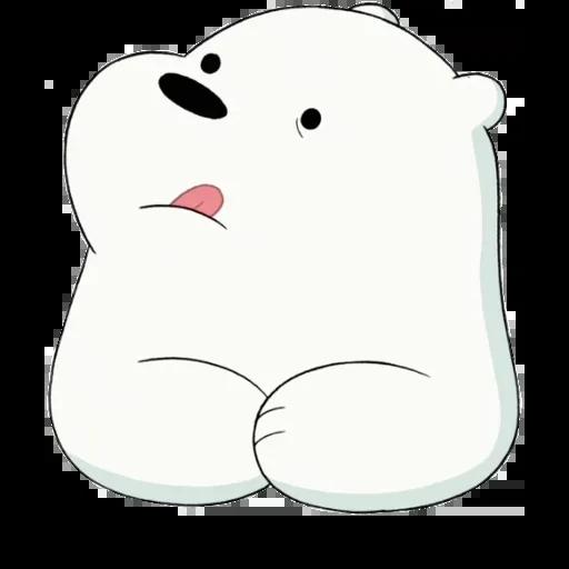 Ice Bear - Sticker 6