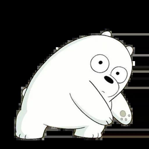 Ice Bear - Sticker 17