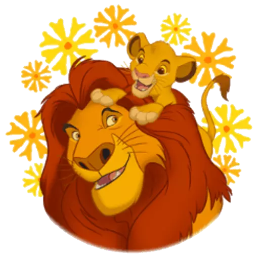 Lion King - Sticker 17