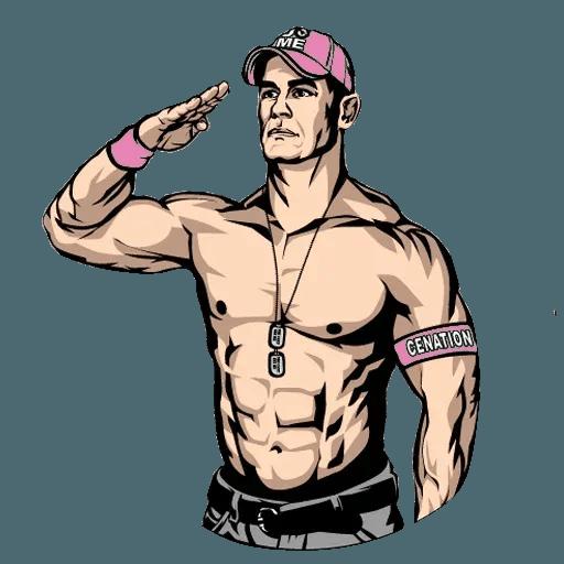 John Cena - Sticker 17