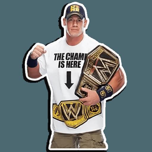 John Cena - Sticker 6