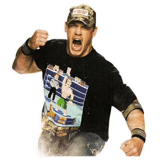 John Cena - Sticker 4