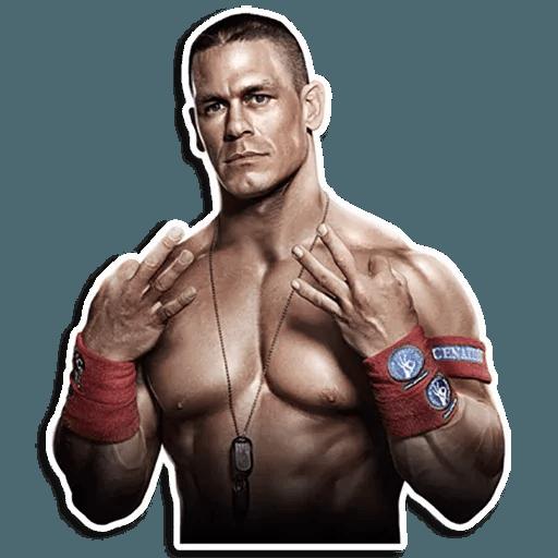 John Cena - Sticker 3