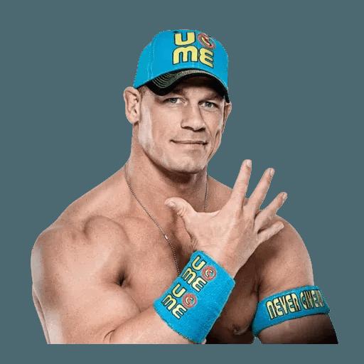 John Cena - Sticker 18