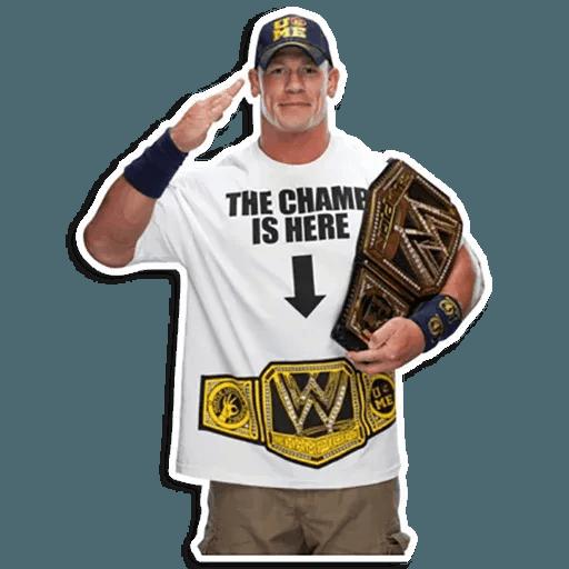 John Cena - Sticker 5